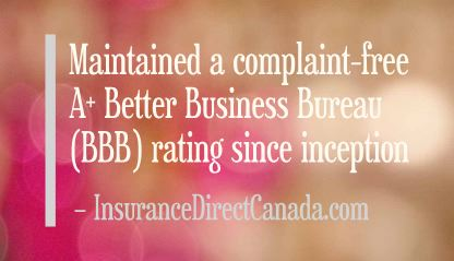 IDC Canada have maintained a complaint-free A+ Better-5