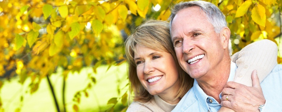 Seniors Happy about Life Insurance