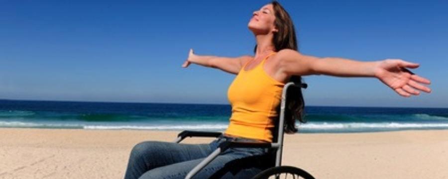 Life Insurance Disability Woman